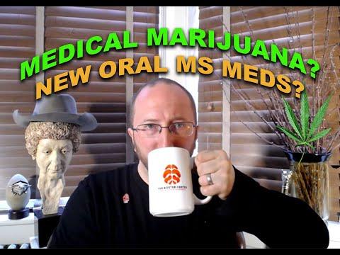 Multiple Sclerosis Live Stream: Alternative Medicine and Medical Marijuana