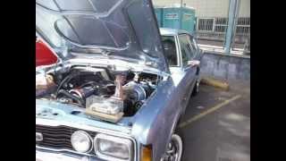 Club Amigos de Taunus Argentina - Ford Taunus GT Automatic 1980