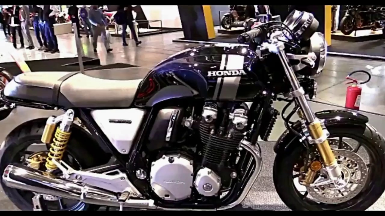2018 Honda CB1100RS OVERVIEW - YouTube
