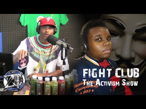 81814 The ZoWhat? Morning   FIGHT CLUB: The Activism
