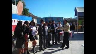 Dia del libro en Camiña 2013