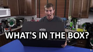 """Mystery unboxing! What could """"Ultrawide Heroes"""" mean?..."""