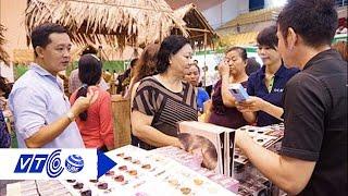 Phiên chợ doanh nghiệp vừa và nhỏ khai mạc tại TP.HCM   VTC tai tp hcm