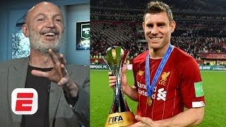 Frank Leboeuf defends having James Milner in his Premier League team of the decade | ESPN FC