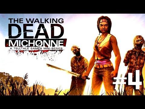 MARELE FINAL | EPISODUL 3 | The Walking Dead Michonne (EP 4)