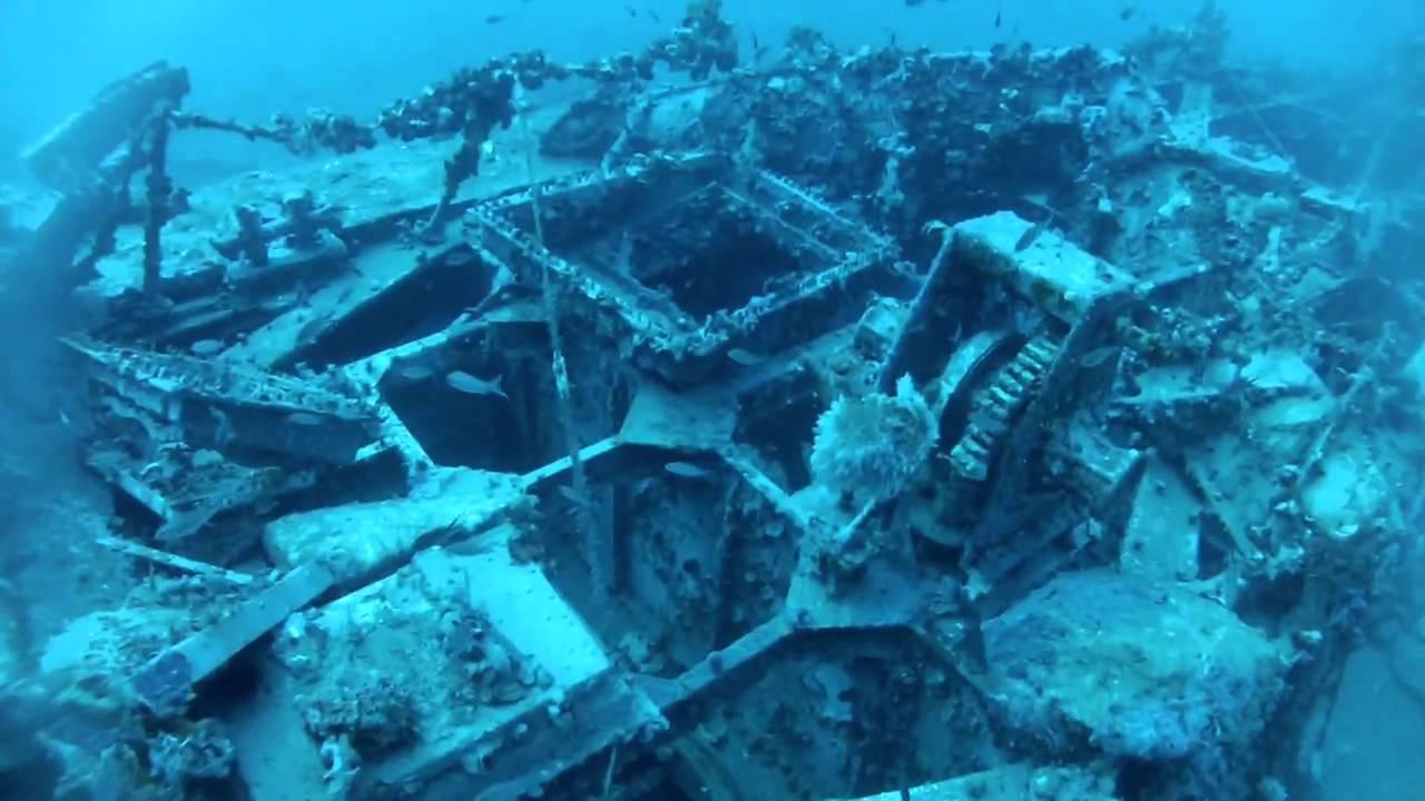 deepest wreck