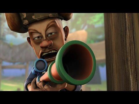 Мультфильм про оружие
