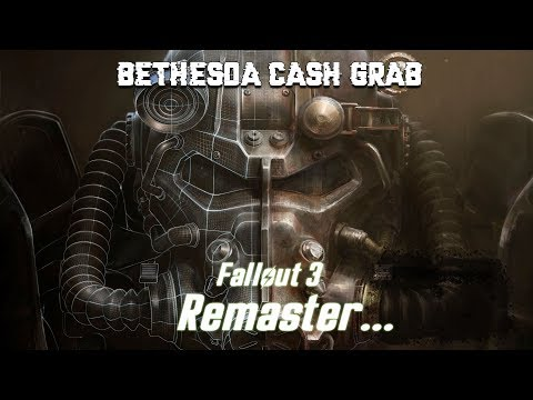 After the failure of fallout 76 it's time to remaster Fallout 3? thumbnail