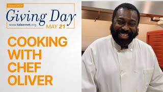 Cooking with Chef Oliver | Tabor/LHOP Giving Day!