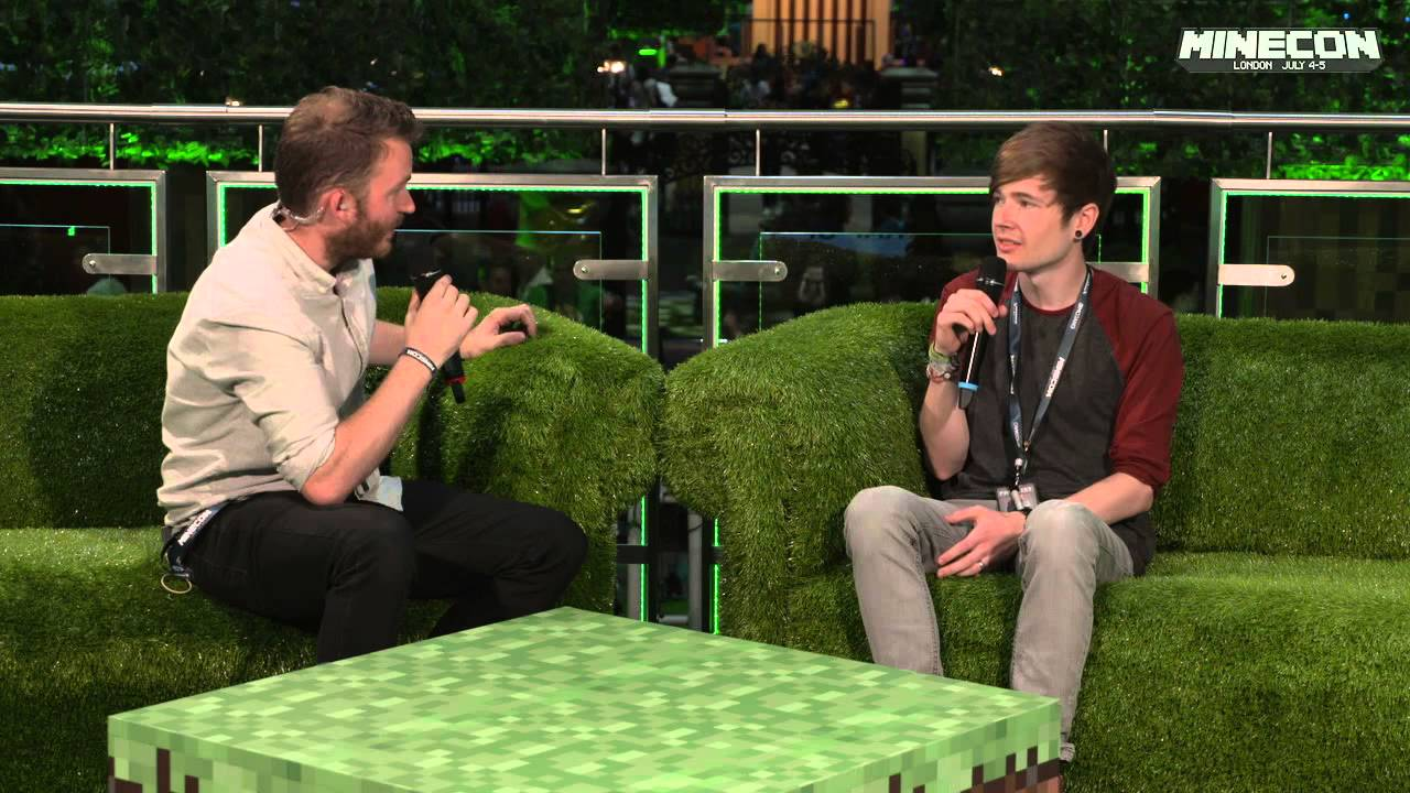 TeamMojang - MINECON 2015 In the Studio with