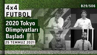 2020 Tokyo Olimpiyatları Başladı | 4x4 Futbol