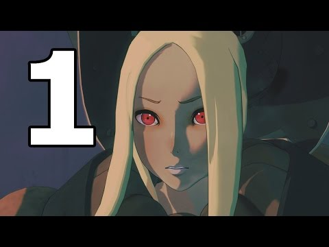Gravity Rush 2 Walkthrough Part 1 - No Commentary Playthrough (PS4)