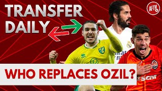 Who Replaces Ozil? | AFTV Transfer Daily Special LIVE