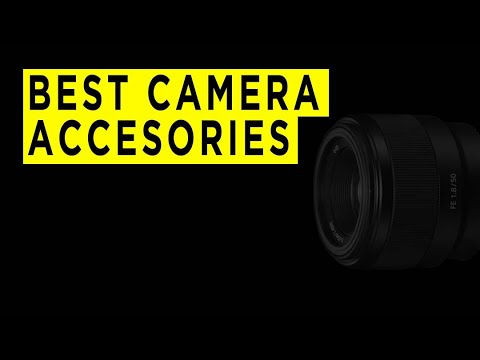 Best Camera Accessories For Photographers - 2020