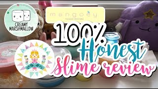 100% Honest Slime Review - Malaysian slime stores