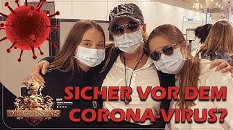 Sicher vor dem Corona Virus in Valberg ?🦠🏥 I Die Geissens