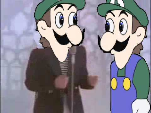 youtube poop:weegee stops the rick rolling (contains rick ...