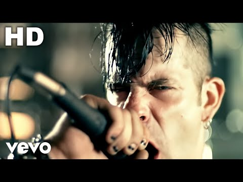 Lamb of God - Laid to Rest (Clean Video Version)