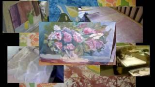Уроки рисунка живописи и батика Светланы Норман