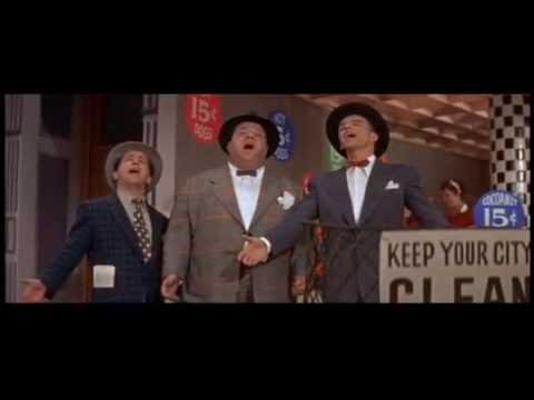 "Frank Sinatra, Stubby Kaye, and Johnny Silver - ""Guys And Dolls"" from Guys And Dolls (1955)"