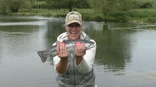 A Special Event Aims To Encourage More Women To Take Up Fly Fishing