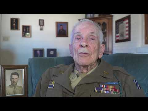 Raymond Sugg WWII HERO and Silver Star Recipient