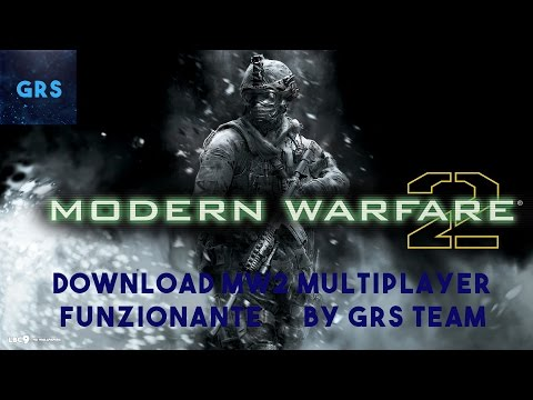 Come Scaricare E Installare MW2 + Multiplayer [NO TORRENT][FUNZIONANTE 100%][DOWNLOAD]