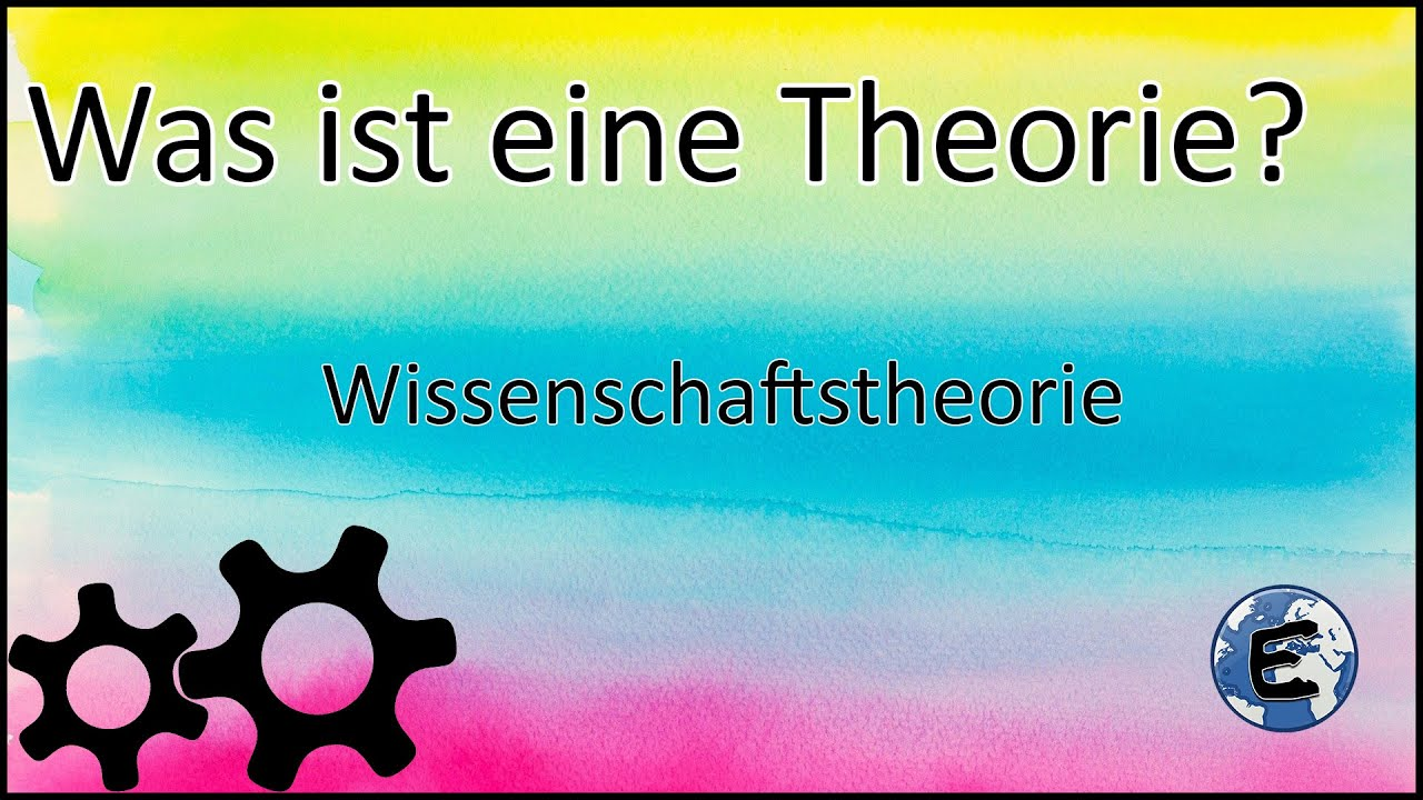Was ist eine theorie referat schreiben lassen