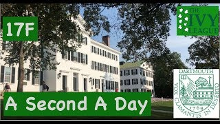 DARTMOUTH COLLEGE - A SECOND A DAY in my fall term | 17F (Class of 2020 - Sophomore Year)