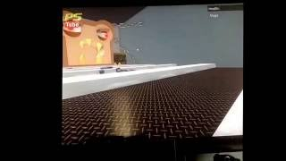 ROBLOX  escape the bakery obby  can I have a donut?