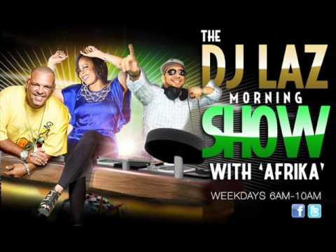 Opie & Anthony: Jocktober 10-04-2011 - DJ Laz Morning Show with 'Afrika'