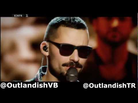 Outlandish-Ready To Love (LIVE at Aret Der Gik 2012)