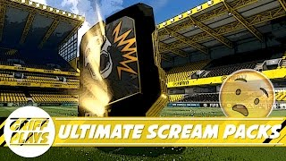 Fifa 17 | Ultimate Scream Pack Opening!! | Even my girlfriend has awful pack luck!!!