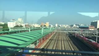 韓国  光州線  光州駅を歩く  ②