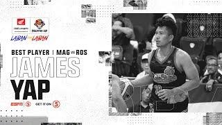 Best Player: James Yap | PBA Philippine Cup 2019