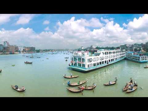 Dhaka(ঢাকা) Bangladesh - One of the world's fastest growing city.