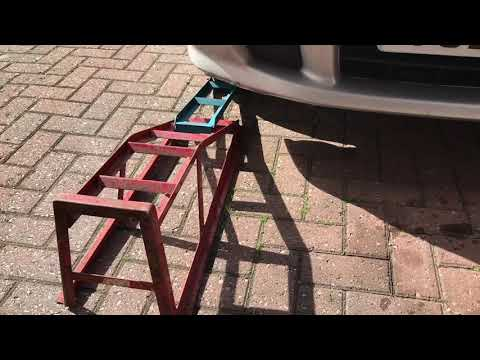 How to use car ramps safely and on your own