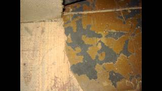 What Asbestos Containing Materials look like