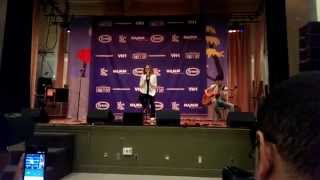 never say goodbye jojo vh1 save the music family day march 22 2014