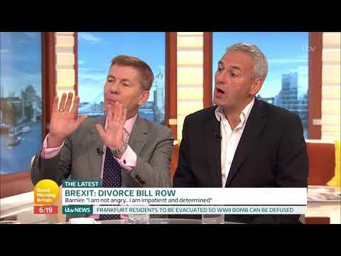 Brexit: Divorce Bill Row | Good Morning Britain