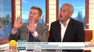 Brexit: Divorce Bill Row | Good Morning Britain