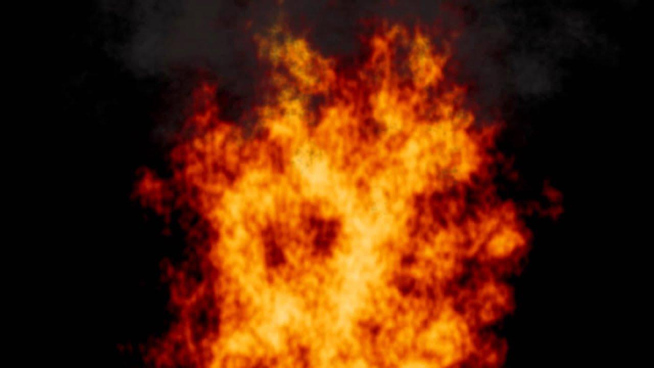 explosion fire smoke free footage hd animation big 2 youtube