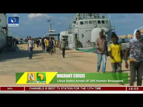 Discussing Migrant Crisis As Libya Seeks Smugglers Arrest |Network Africa|