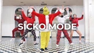 SICKO MODE - Travis Scott, Drake (Dance Video) | @besperon Choreography feat. The Grinch