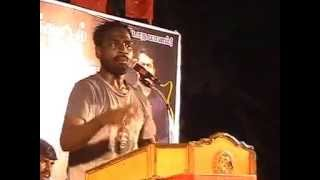 Dhuruvan Selvamani's Tiger Flow Speech At Kalayarkovil Part 3