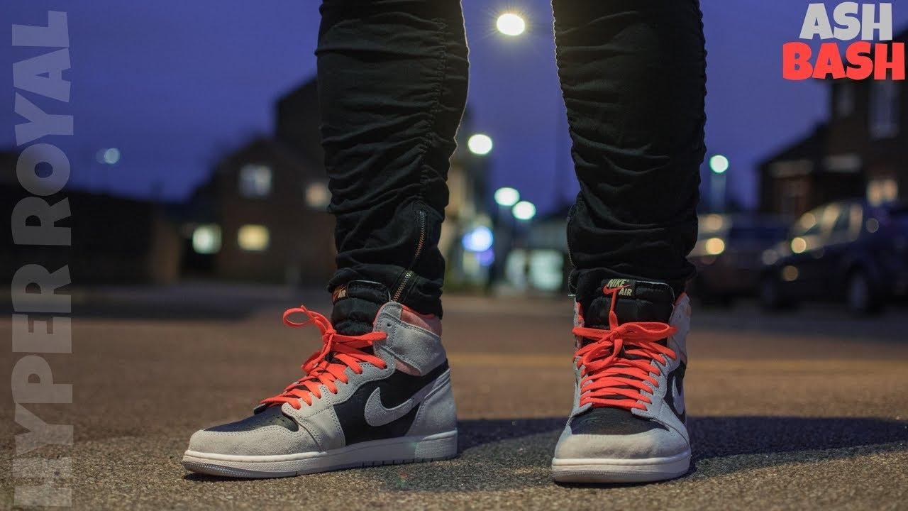 Review + On Feet | Jordan 1 Hyper