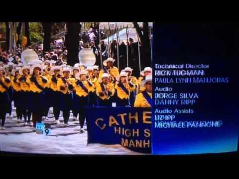 Ernie Anastos,Nicole Petalides,Nick Gregory,Mike Woods Dancing @ Greek Parade 2016