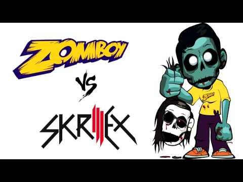 Zomboy Vs Skrillex Mix