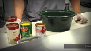 6.) Nacho Cheese Chicken Chowder Recipe