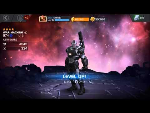 Heavy Ordnance! 4 Star War Machine review!